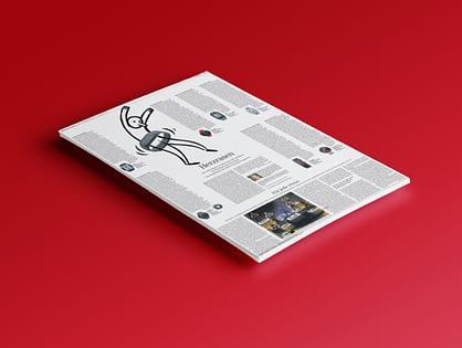 Da war die eigene Fitness gefordert: Sportuhren im Test für die Süddeutsche Zeitung