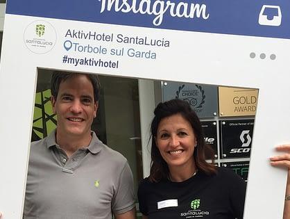Unser neuer Partner: Das AktivHotel SantaLucia am wunderschönen Gardasee