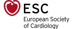 Logo Europäische Gesellschaft für Kardiologie